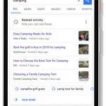 Google Aktivite Kartları