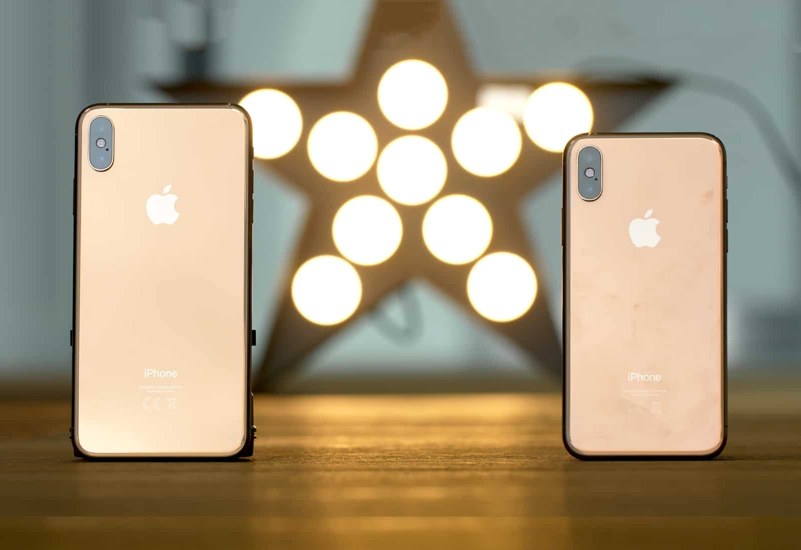 iPhone XS Max'in Üretim Maliyeti