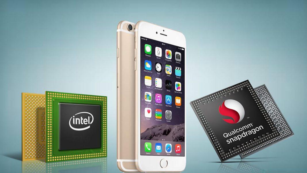 Apple Qualcomm Intel