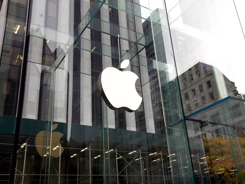 Apple arka kapı