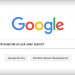Google En Çok Arananlar 1998 – 2018