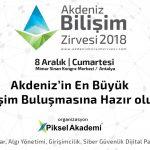Akdeniz Bilişim Zirvesi 2018