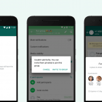 WhatsApp Grup Gizliligi