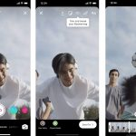 Instagram Bumerang video kirpma