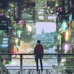 Neon Distopia