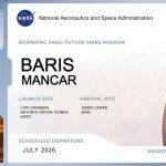 Mars-Bileti 2026