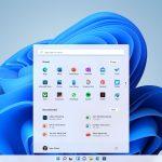 Windows 11 Baslat menusu